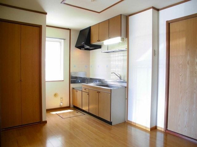 クレール 01010号室の洗面所