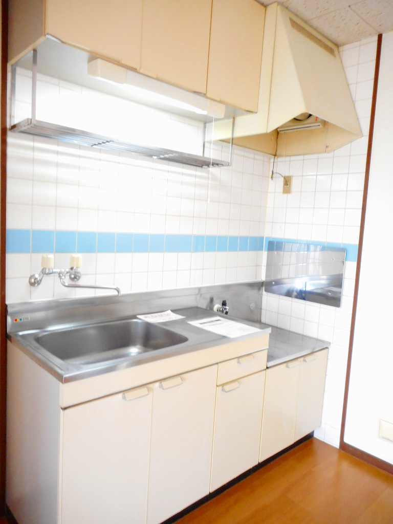 エルディムSUTO A 02010号室のキッチン
