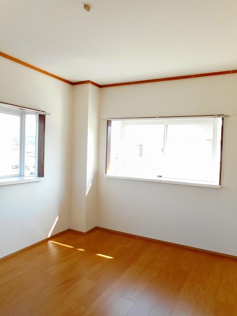 エルディムSUTO A 02010号室のベッドルーム
