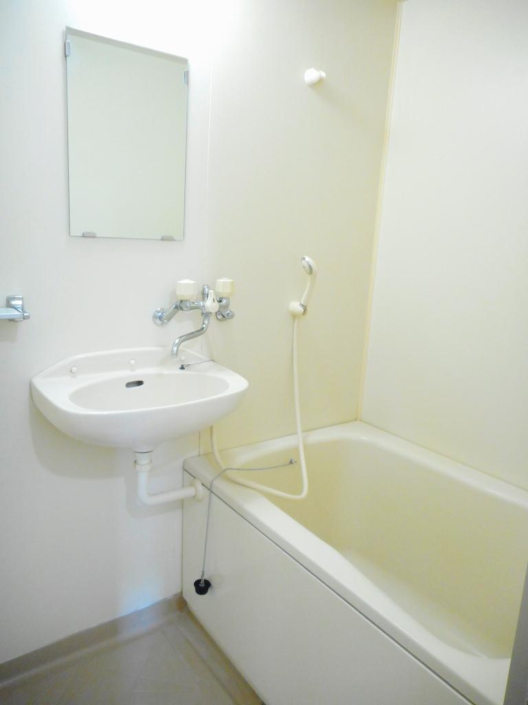 エルディムSUTO A 02010号室の風呂