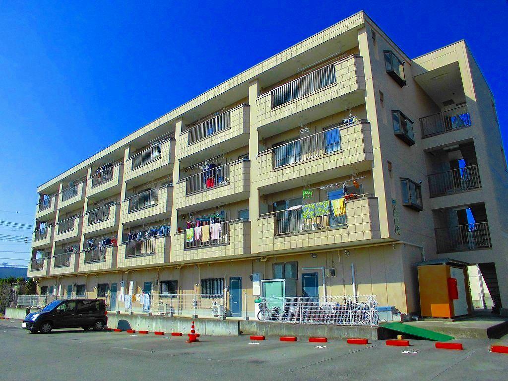 ニューマリッチ石川壱号館 03020号室の外観