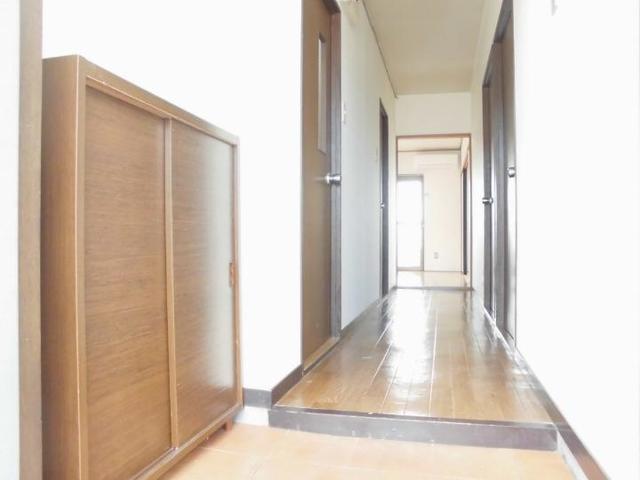 ニューマリッチ石川壱号館 03020号室のトイレ
