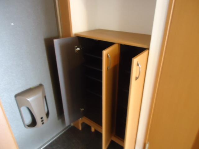 グレイス・ワン 205号室の収納