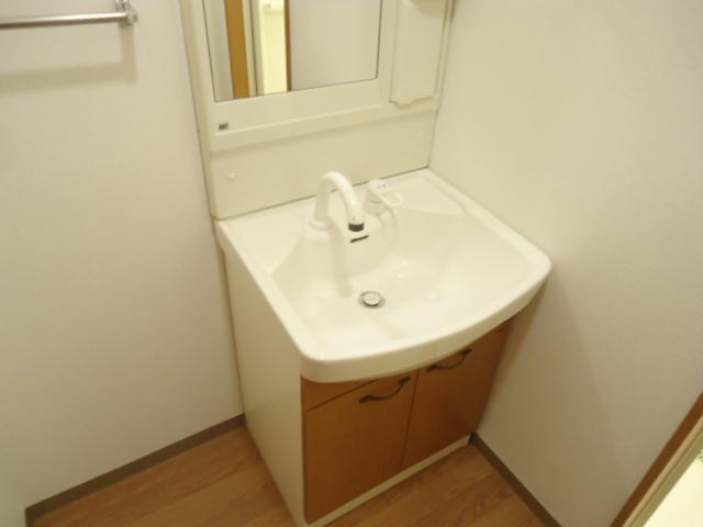 グレイス・ワン 205号室の洗面所