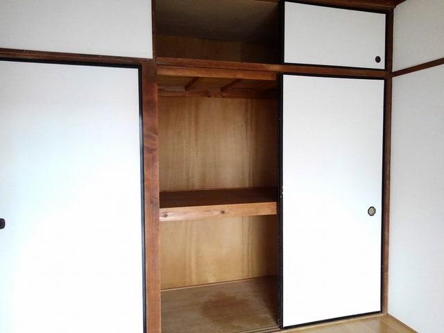 シティハイツ丸山 02020号室の収納