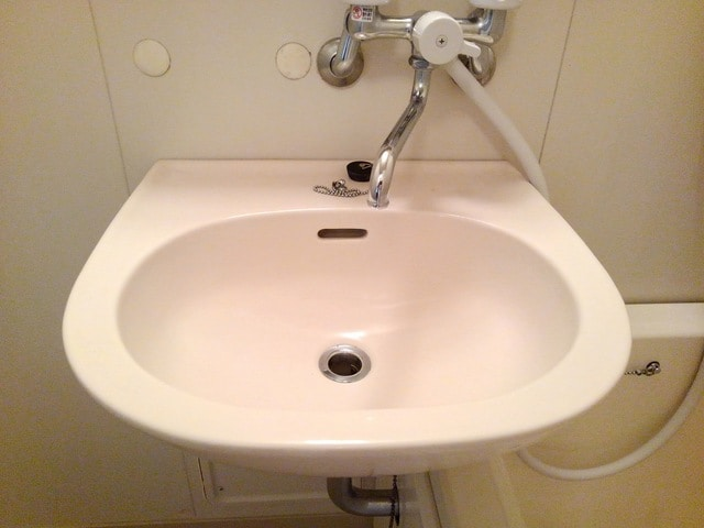 シティハイツ丸山 02020号室の洗面所