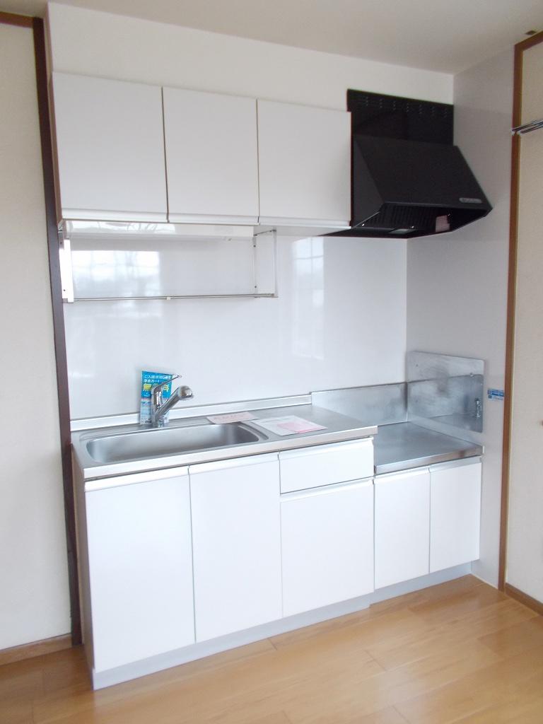 クレール 02030号室のキッチン