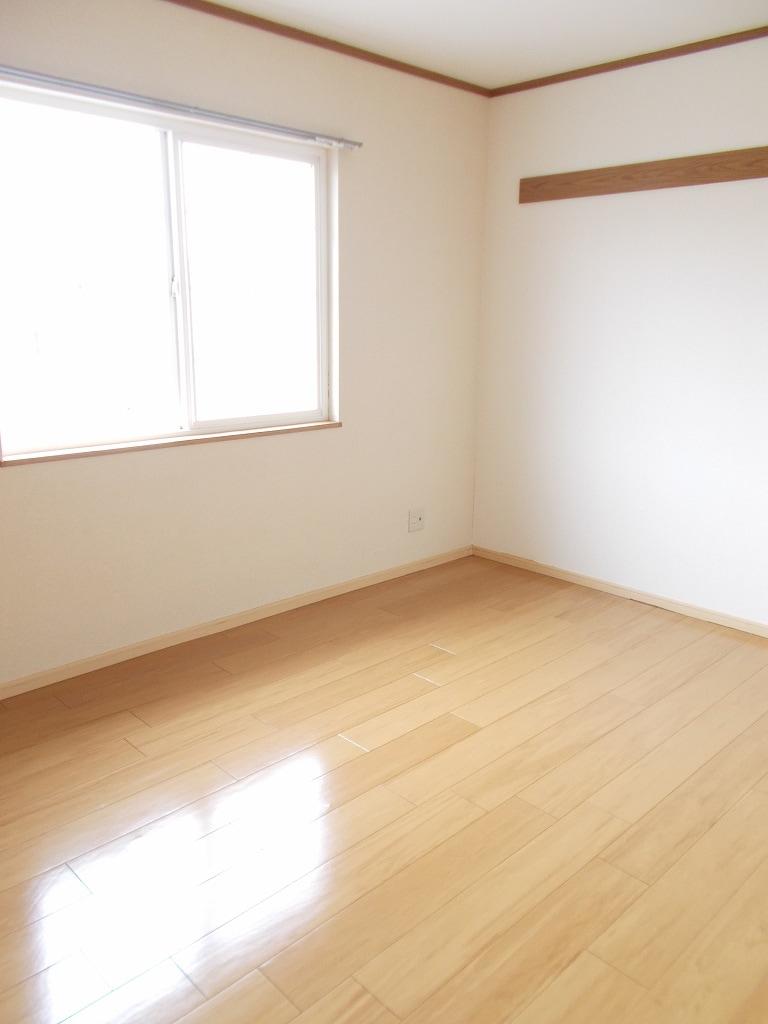 クレール 02030号室のベッドルーム
