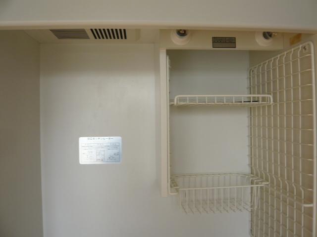 メゾン・ド・KS 202号室のキッチン