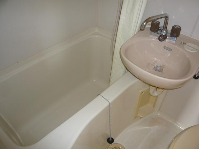 メゾン・ド・KS 202号室の風呂