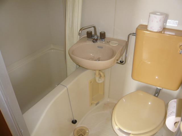 メゾン・ド・KS 202号室のトイレ