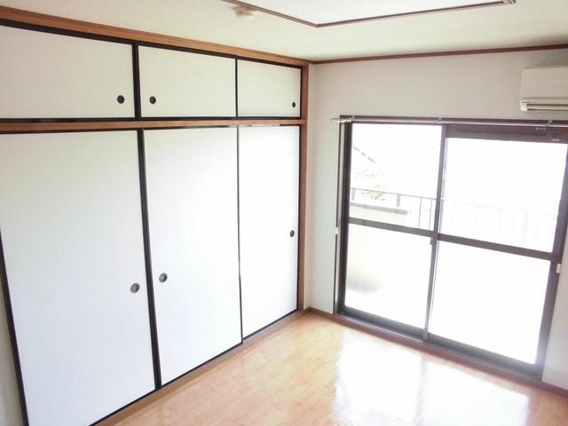 ニューマリッチ石川壱号館 02050号室のリビング