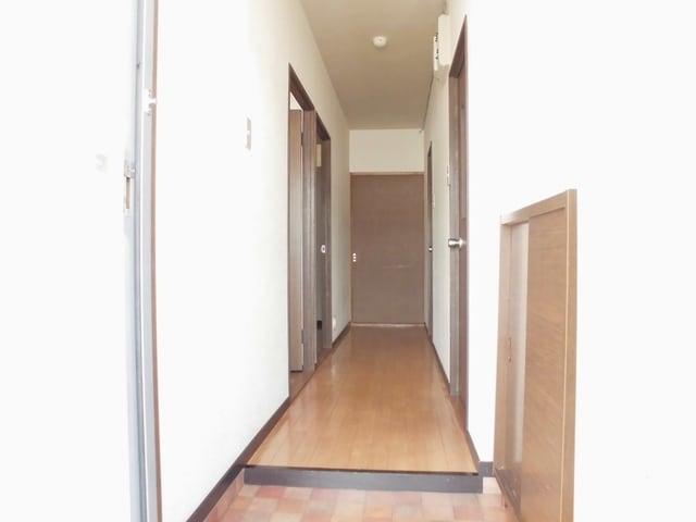 ニューマリッチ石川壱号館 02050号室のバルコニー