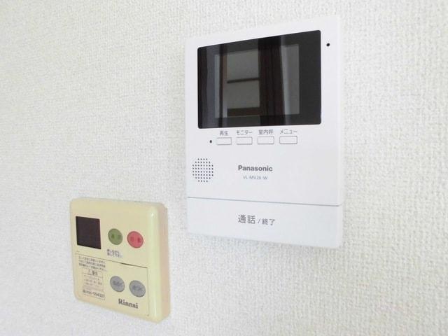 オリージャ・K 02010号室のセキュリティ