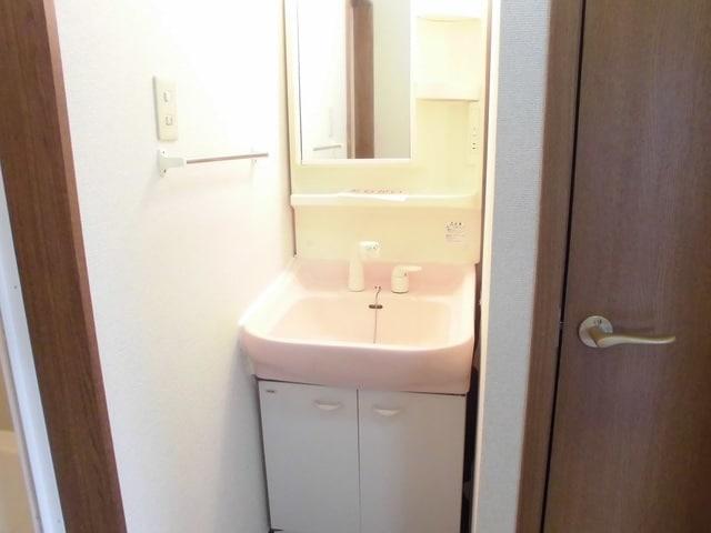 オリージャ・K 02010号室の洗面所