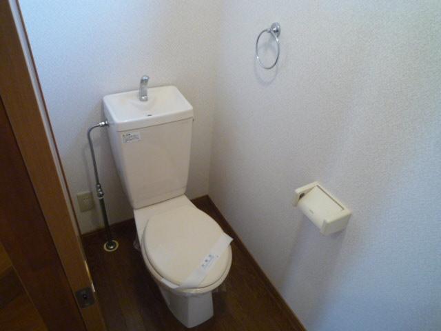 フォルトゥーナのトイレ