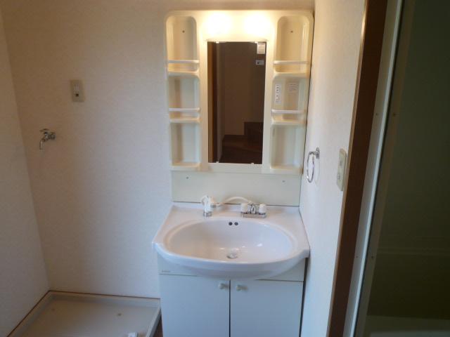 フォルトゥーナの洗面所