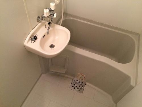 レオパレス昭徳 106号室の風呂