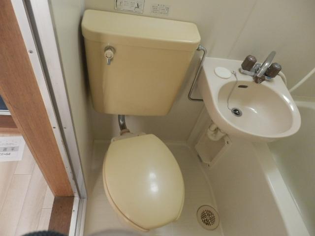 メゾン・ド・KS 105号室のトイレ