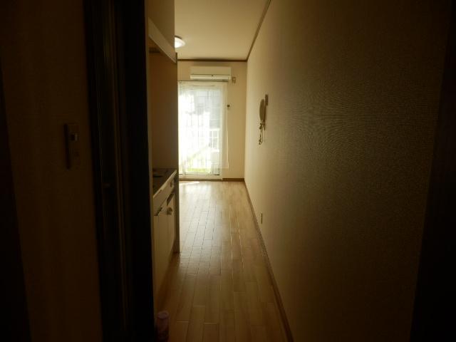 メゾン・ド・KS 105号室の玄関