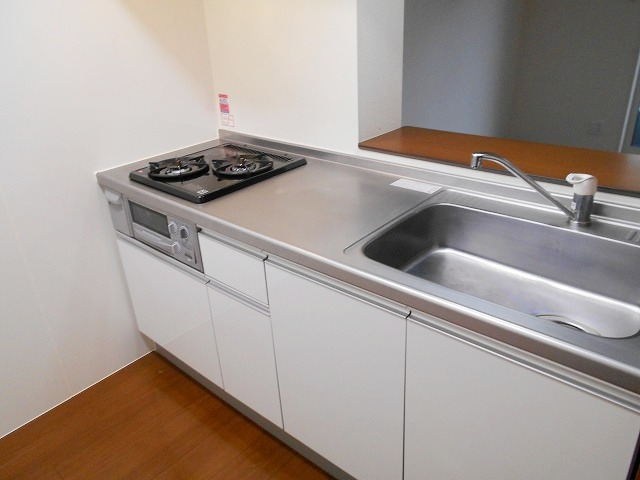 ネオアルテール 105号室のキッチン