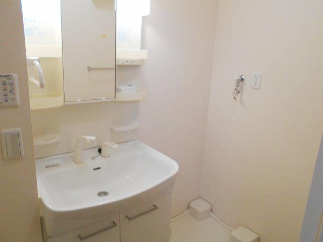 ネオアルテール 105号室の洗面所
