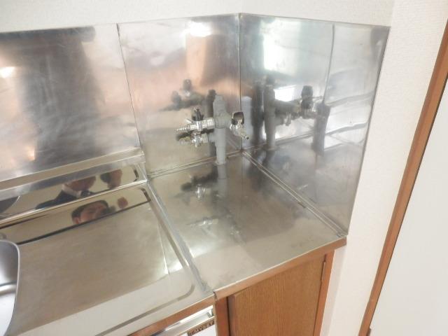 酢田荘 3号室の設備