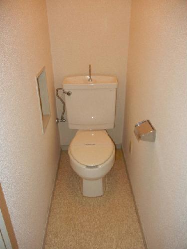 レオパレス西川口第26のトイレ