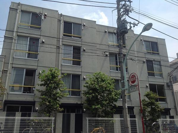 ZESTY駒澤大学Ⅱの外観