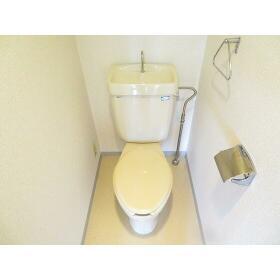 ダイホープラザ桜台 0402号室のトイレ