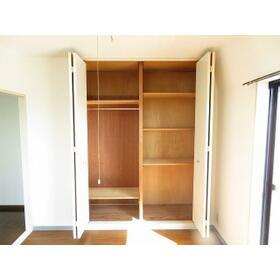 ダイホープラザ桜台 0402号室の収納