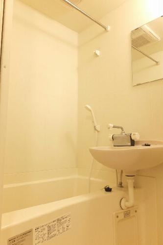 レオパレス新里 212号室の風呂