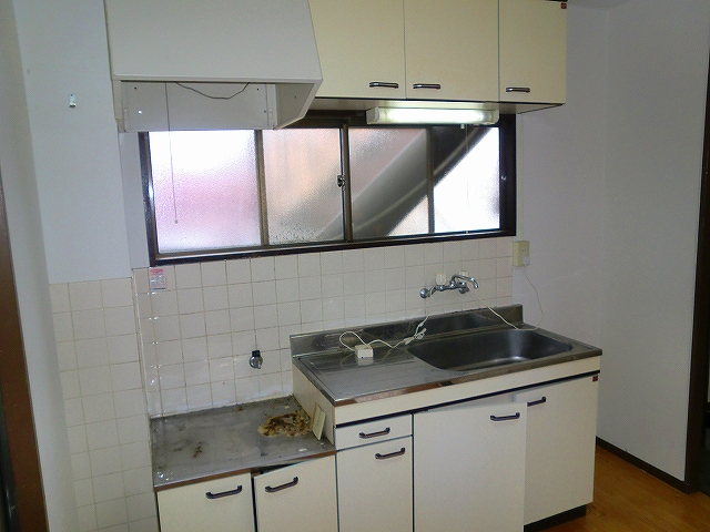 タバサハウス 1号室のキッチン