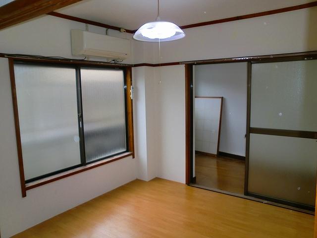 タバサハウス 1号室の居室