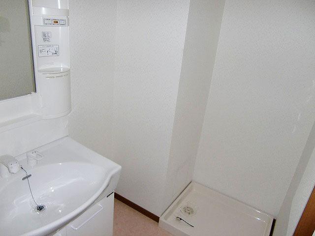 アビタシオン駅南A 102号室の洗面所
