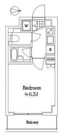 菱和パレス三軒茶屋・303号室の間取り