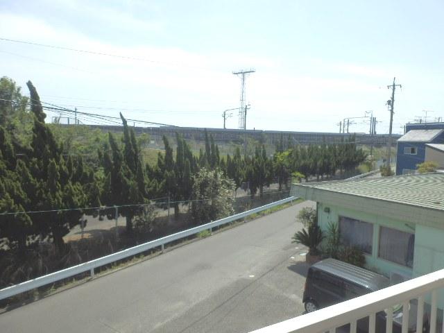 サンテラス藤田 205号室の景色