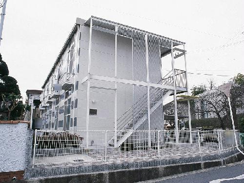 レオパレスメリッサ外観写真