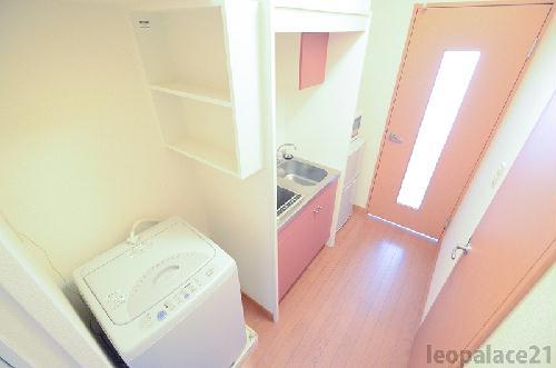 レオパレスKアンドS 206号室の設備