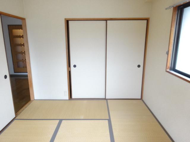 セント・ルークルス 306号室の居室