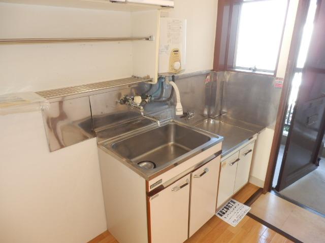 コーポ・ハセ 304号室のキッチン