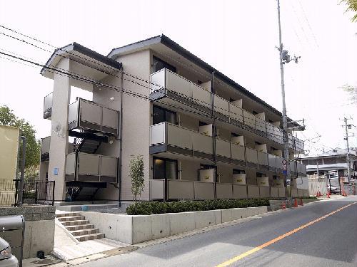 レオパレスForest桂坂 305号室の外観