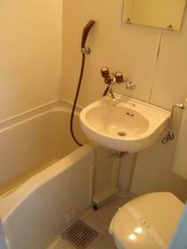 ジオナ柴島Ⅱ 210号室の風呂
