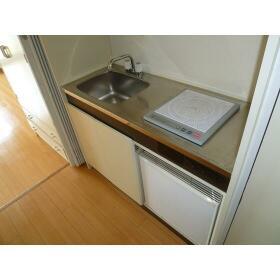 ジョイフル高槻大畑 00504号室のキッチン