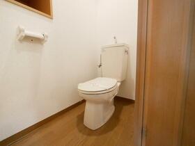 ペイサージュ(門真) 103号室のトイレ