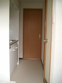 メゾン吉田 104号室のキッチン