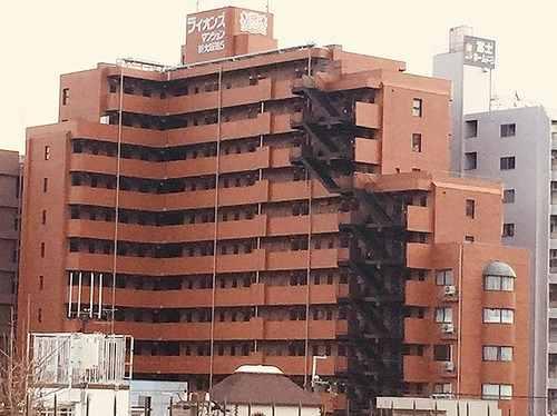 ライオンズマンション新大阪第5 1110号室の外観