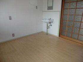 東江ハイツB棟 203号室の洗面所