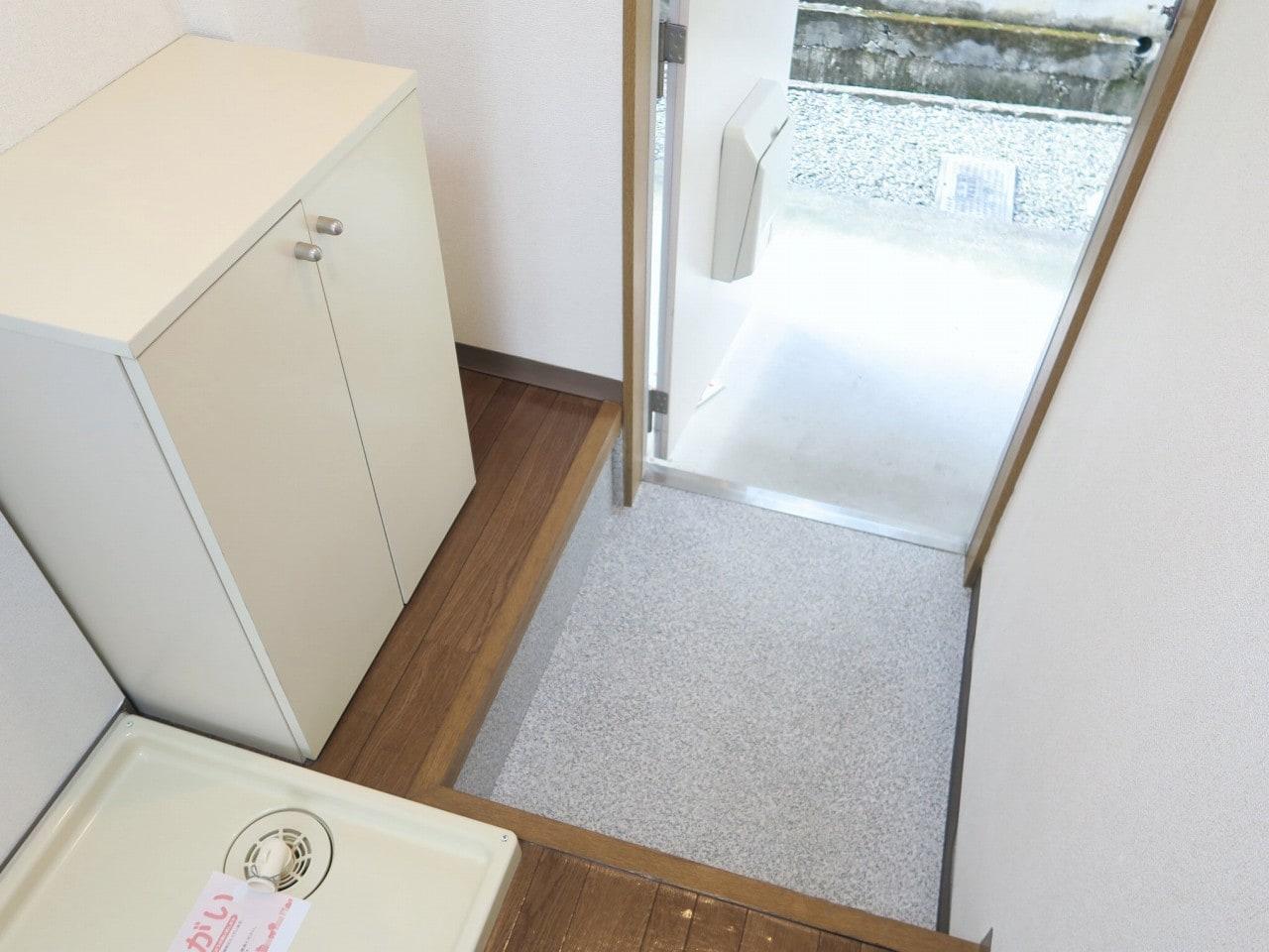 セピアコート2 01020号室の玄関