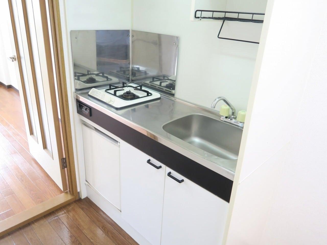 セピアコート2 01020号室のキッチン
